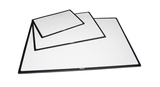 printed insert counter mats