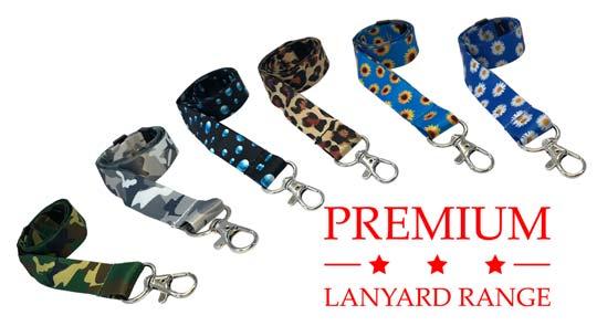 designer lanyards