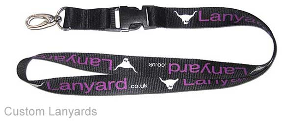 Custom Lanyards UK