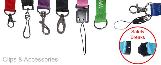 Lanyard Accessories UK