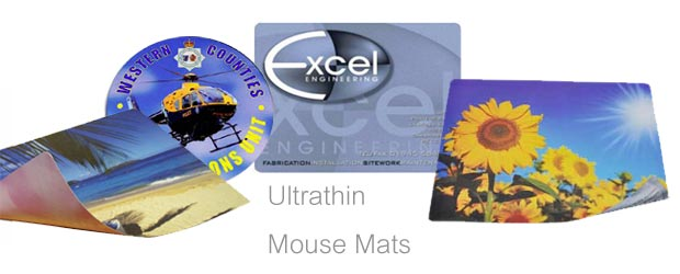 Promotional Ultrathin Mouse Mats