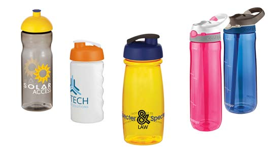 Printed Water Bottles